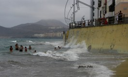 Mareas grandes ( Foto. O. Juliana Cabrera).