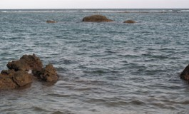 Peñas de la Playa Grande.