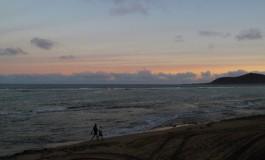 La bahía se despierta.