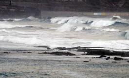 Precaución hoy, las olas irán a más.