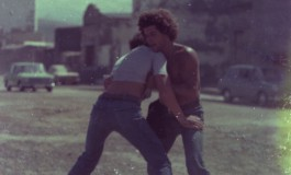 Lucha en la antigua Cicer, sobre 1980- colecc. Familia Zanolety.