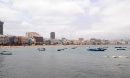 San Sebastián salió por fin Capital Cultural 2016. Ellos tienen La Concha, pero  que va, no podrán competir nunca con nuestra playa de Las Canteras.
