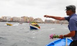 Este domingo se celebró el tradicional paseo marítimo con la Virgen del Carmen ( Más fotos en actualidad).