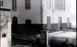 Casona de Punta Brava (Casa de Manolo Padorno) sobre los años 40 del siglo pasado.