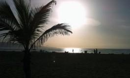 Que calor el de aquella tarde ¡ (Foto: Efraín Castellano).