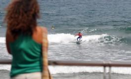 Surf del bueno en La Cicer.