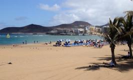 Gran playa.