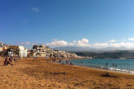 Tardes largas y soleadas (Foto: Efraím Castellano).