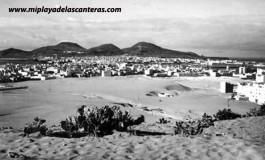 Últimos arenales de Guanarteme. 1980.