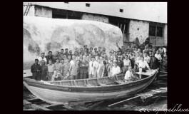 Aquellos hombres que construyeron en 1956 a Moby Dick