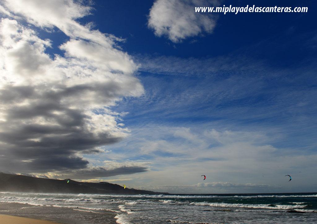 Alas de kite surf