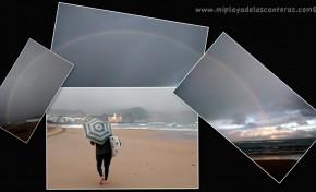 El surfero que no quería ver el arco iris