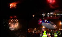 Este domingo a medianoche quema de la Sardina carnavalera en Las Canteras