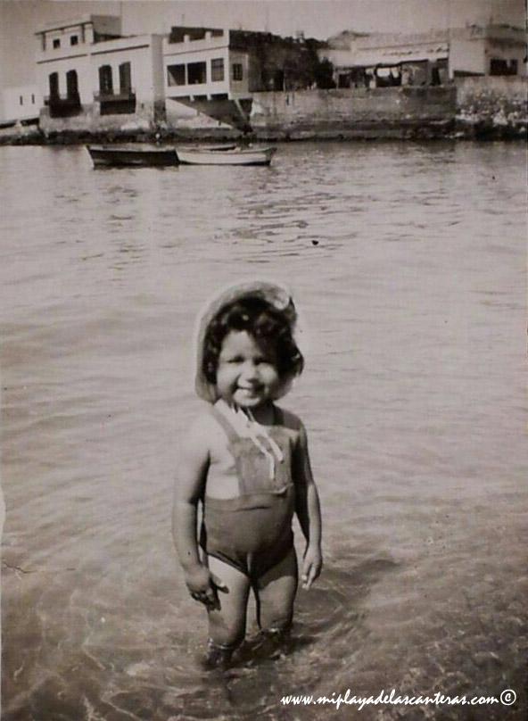 Genoveva Marrero. Sobre 1948- colecc. Familia Marrero.