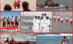 Este viernes se celebra el 150 aniversario de la Cruz Roja. Gracias muchach@s
