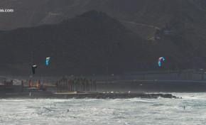 Una tarde para el Kite surf
