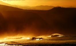Las olas de mis sueños.