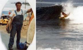 Historias de Surf. Ulises Betancor, el primer bodyboard de Canarias