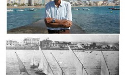 "Chano Ceballos: ""I was born on the 29th of May, 1922 between two beaches - Arrecife and San Rafael"""