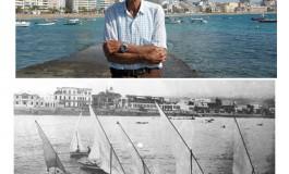 "Chano Ceballos: ""I was born on the 29th of May, 1922 between two beaches - Arrecife and San Rafael"""