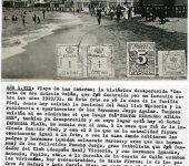 1921, comentario sobre una foto de la época (I). Playa de Las Canteras