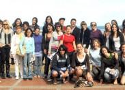 Listado de alumnos de 2º curso del 2008 de la Facultad de Traducción e Interpretación de la ULPGC que han traducido los últimos reportajes de esta web al ingles.