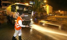 Nota de prensa: Limpieza ejecuta un plan de choque en las playas tras el fin de la huelga.