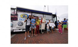 Reportaje: Se celebró en La Cicer el 1º Open de Surf y Bodyboard Femenino Playa Viva.