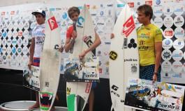 Filipe Jervis gana el Islas Canarias Santa Pro Junior celebrado en La Cicer.