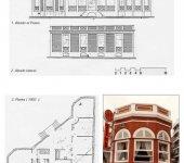"""Edificios protegidos del entorno de la playa de Las Canteras 1 de 8 : """"Casa Alzola Apolinario"""""""
