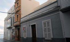 """Edificios protegidos del entorno de la playa de Las Canteras 8 de 8: """"Conjunto de Viviendas c/ Sargento Llagas-Paseo de Las Canteras"""""""