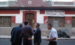 La verdadera historia del Parque Pino Apolinario. Cronología, desde 2003 al 2012.