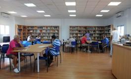 El Ayuntamiento renueva las instalaciones de la Biblioteca Municipal Josefina de la Torre con nuevo mobiliario y servicios
