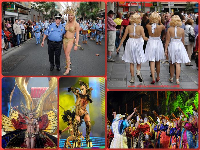 Especial Carnaval 2014 de Las Palmas de Gran Canaria. Programa. Noticias.
