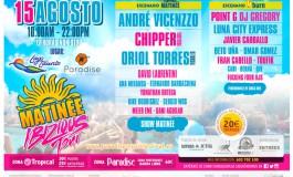 www.miplayadelascanteras.com sortea 3 entradas dobles para ir al PARADISE MUSIC FESTIVAL, 12 horas de Música Non Stop.