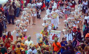 El Carnaval al Sol, este sábado, de La Puntilla a Luis Morote