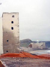 Así se construyó el paseo de Las Canteras en la playa de La Cicer. Fotos