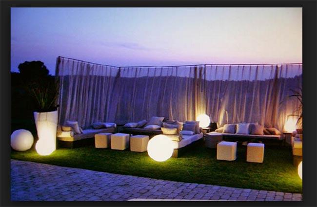 Una terraza chill out en la plaza de la puntilla miplaya - Terraza chill out ...