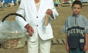 """Fallece Miguel """"El Barquillero"""" una leyenda de la playa de Las Canteras"""