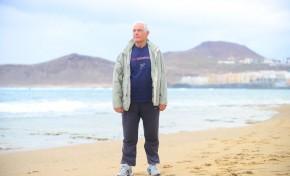 """Maximiano Trapero: """"He hecho tantos kilómetros en Las Canteras como de aquí a California"""""""