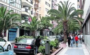 La calle Luis Morote será peatonal hasta Las Canteras