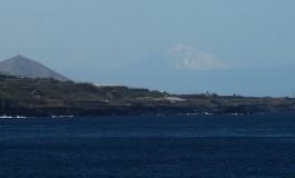 Las últimas nieves del Teide