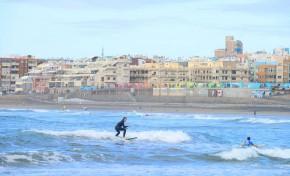 Condiciones Tiempo. La playa hoy