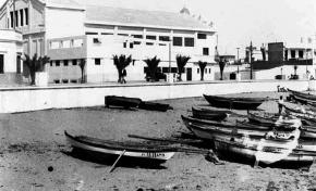 Edificios singulares. El Teatro-Cine Hermanos Millares. (LIBRO BLANCO: Las Canteras y Bahía del Confital)