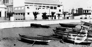 El desaparecido Teatro Millares