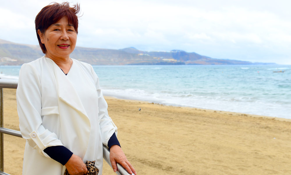 La misión de Sumie Osanai, la niña de Hiroshima