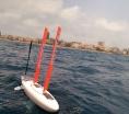 La ULPGC prueba un barco sin tripulantes en Las Canteras