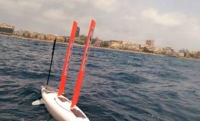 El A-Tirma se hizó con el primer puesto en la categoría 'Sailbot' del Campeonato del Mundo de Veleros Robóticos