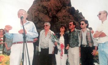 Un 27 de julio, hace 20 años, murió Tony Gallardo