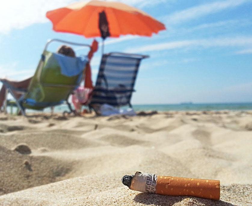 Se pone en marcha una consulta ciudadana sobre las zonas libres de humo de Las Canteras